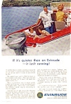 Click here to enlarge image and see more about item auc066334: Evinrude Quiet Outboard Ad auc066334