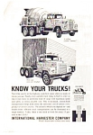 Click here to enlarge image and see more about item auc066339: International Harvester Truck Line Ad