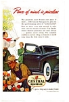 General Tire Squeegee Ad 1948