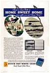 Click here to enlarge image and see more about item auc093505: Dutch Boy White Lead Paint Ad