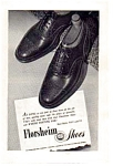 Click here to enlarge image and see more about item auc093512: Florsheim Wing Tip Shoe Ad auc093512
