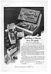 Click here to enlarge image and see more about item auc102117: Whitman s Sampler Ad auc102117