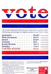 Click here to enlarge image and see more about item auc116012: Metropolitan Life Get out the Vote Ad