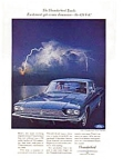 Click here to enlarge image and see more about item auc1212: 1966 Thunderbird Town Landeau Ad auc1212