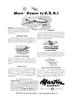 Click here to enlarge image and see more about item auc125924: Martin Aircraft Airpower Ad auc125924