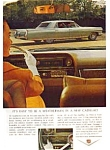 Cadillac for 1964 Ad Nov 1963