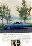 Cadillac Hardtop Ad 1964
