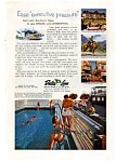 Delta Line Mississippi Shipping Co Ad