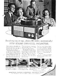Click here to enlarge image and see more about item auc3416: Kodak Carousel Projector Ad auc3416