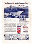 Click here to enlarge image and see more about item auc3439: Eveready Battery  Ad  auc3439 1930s