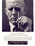 Parker International Pen Ad Sep 1962