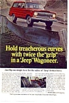 Click here to enlarge image and see more about item auc3612: Jeep Wagoneer Ad auc3612