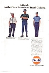 Click here to enlarge image and see more about item auc3618: Gulf Oil Travel Guides Ad auc3618