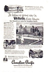 Click here to enlarge image and see more about item auc3622: Canadian Pacific Victoria BC Ad