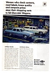 1968 Chevrolet Wagons Ad