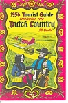 Dutch Country Tourist Guide 1956 Booklet b0077