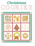 Click here to enlarge image and see more about item b0166: Christmas Cookies Cookbook