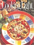 Click here to enlarge image and see more about item b0174: Cooking Light Cookbook 1996