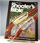 Click here to enlarge image and see more about item b0227: Shooters Bible, No. 89, 1998 Edition