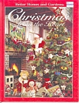 Click here to enlarge image and see more about item b0421: Christmas From The Heart, Craft Book