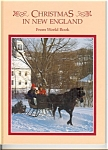 Click here to enlarge image and see more about item b0432: Christmas in New England From World Book