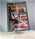 Click here to enlarge image and see more about item b0673: Car Memorabilia Price Guide