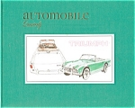 Click here to enlarge image and see more about item b0810: Automobile Quarterly Vol. 11 No.2,Triumph