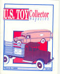 Click here to enlarge image and see more about item b0844: US Toy Collector Magazine March 1990