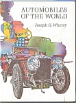 Click here to enlarge image and see more about item b0849a: Automobiles of the World, Joseph Wherry