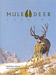 Click here to enlarge image and see more about item b1158: Mule Deer Country by Valerius Geist
