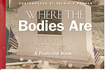 Click here to enlarge image and see more about item b1193: Where the Bodies Are, Postcard Book