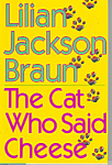 Click here to enlarge image and see more about item b1237: The Cat  Who Said Cheese, Braun