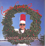 Click here to enlarge image and see more about item b1396: Emeril's Creole Christmas, First Edition