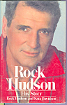 Click here to enlarge image and see more about item b1430: Rock Hudson, His Story