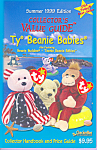 Click here to enlarge image and see more about item b1469: TY Beanie Babies Collector's Value Guide