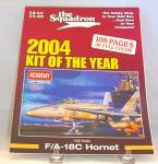 Click here to enlarge image and see more about item b2332: The Squadron  Catalog 2004 Everything Military