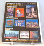 Click here to enlarge image and see more about item b2341: VLS Full Color Scale Models Catalog 2000