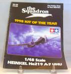 Click here to enlarge image and see more about item b2342: The Squadron  Catalog 1998 Everything Military