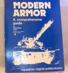 Click here to enlarge image and see more about item b2419: Modern Armor A Comprehensive Guide (1978-Paperback)
