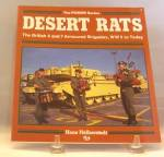 Click here to enlarge image and see more about item b2524: .Desert Rats by Hans Halberstadt (1993, Paperback)