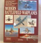 Click here to enlarge image and see more about item b2655: Modern Battlefield Warplanes by David Donald (2005, Hardcover)