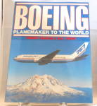 Click here to enlarge image and see more about item b3105: Boeing by Robert Redding (1989, Hardcover) b3105