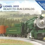 Click here to enlarge image and see more about item B3129: Lionel 2013 Ready To Run Catalog