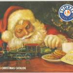 Click here to enlarge image and see more about item B3130: Lionel 2013 Christmas Catalog B3130
