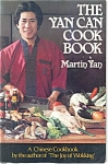 Click here to enlarge image and see more about item bc0001: Yan Can Cook Book, Martin Yan