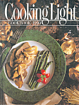 Click here to enlarge image and see more about item bc0029: Cooking Light Cookbook 1990 First Edition