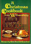 Click here to enlarge image and see more about item bc0042: A Christmas Cookbook From Williamsburg