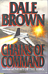 Click here to enlarge image and see more about item bf0011: Chains of Command, Dale Brown