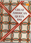 Click here to enlarge image and see more about item bh0058: Great American Quilts 1991