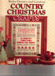 Click here to enlarge image and see more about item bh0070: Country Christmas Crafts